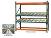 PALLET RACK GRAVITY FLOW LEVEL ACCESSORIES